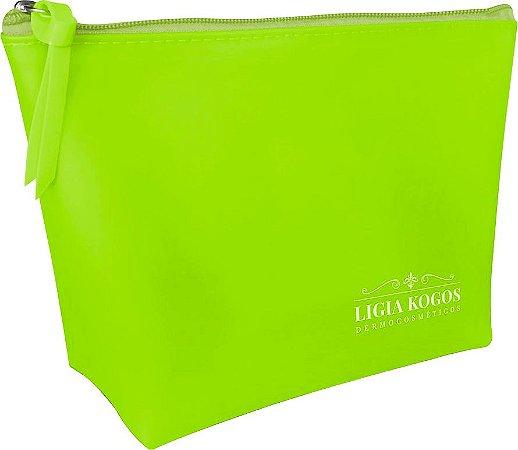 Nécessaire Ligia Kogos Dermocosméticos Green Edition