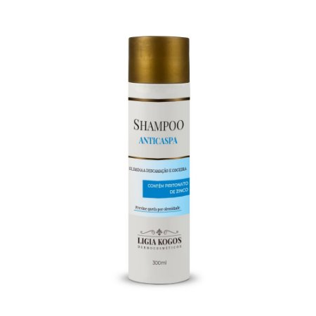 Shampoo Anticaspa Ligia Kogos 300ml