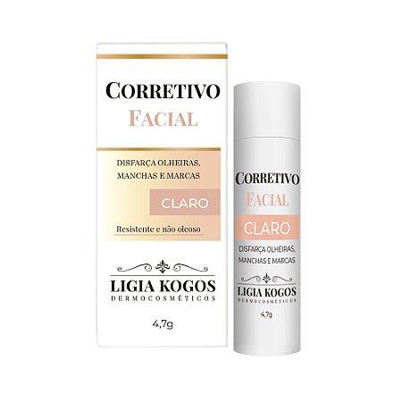 Corretivo Facial Bastão Claro Ligia Kogos