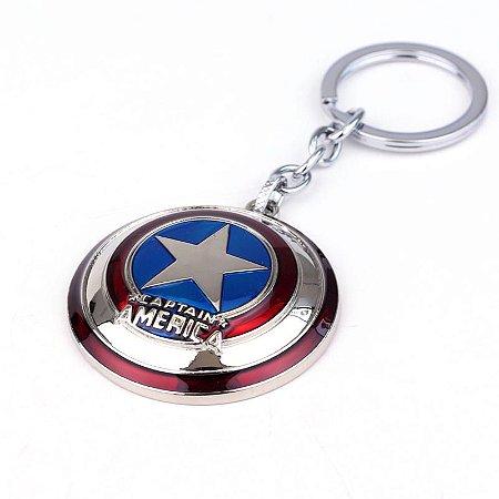 Chaveiro - Capitão America