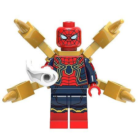 Boneco Vingadores - Tipo Lego