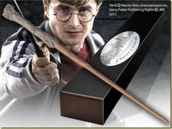 Varinha - Harry Potter
