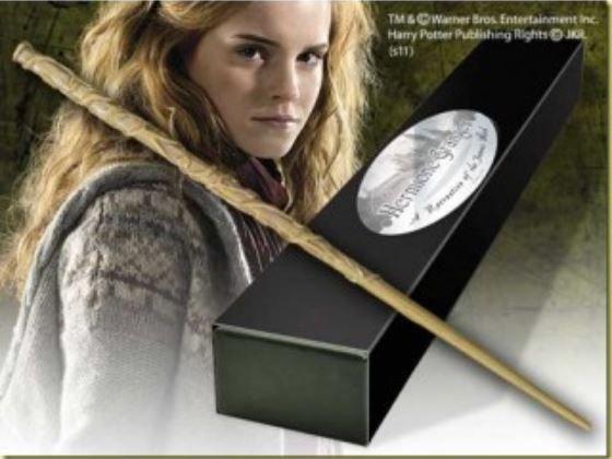 Varinha - Hermione Granger