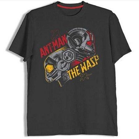 Camiseta - Homem Formiga e a Vespa - mod.1
