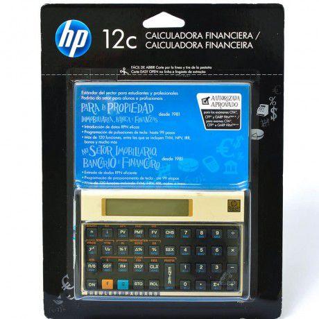 Caluculadora HP 12C