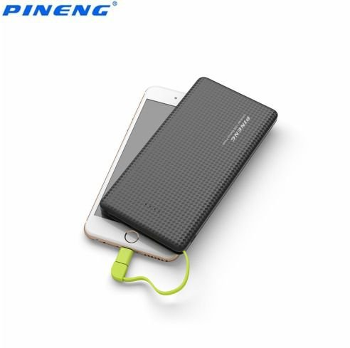 Carregador Portátil Power Bank Pineng Pn-951 10000 Mah