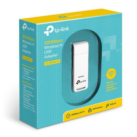 Adaptador Wireless Usb 300 Mbps