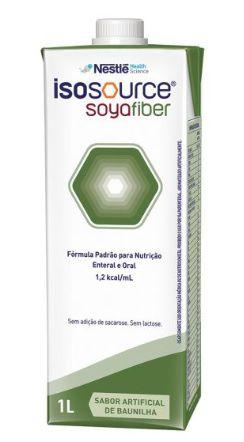 Isosource Soya Fiber Baunilha 1000ml
