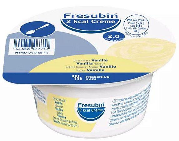 Fresubin 2,0 kcal Creme Baunilha 125g