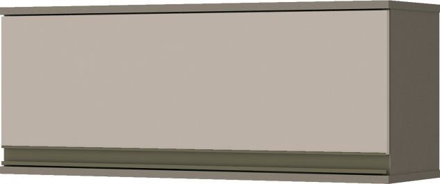 Aéreo 80cm Connect 1 Porta Basculante - Duna / Cristal