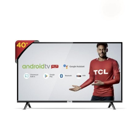"""Smart TV 40"""" LED Android 40S6500FS TCL"""