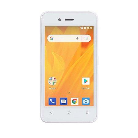 "Smartphone 4"" 8 GB MS40G Branco Multilaser"