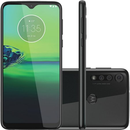 Smartphone Motorola Moto G8 Play Preto