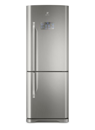 Refrigerador 2 portas 454 litros DB53X Inox - Electrolux