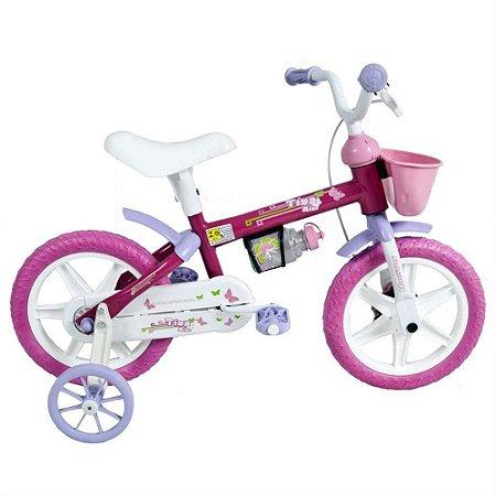Bicicleta Aro 12 Mini Tina TM12J - Houston
