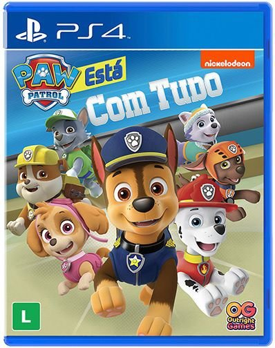 Game Ps4 Patrulha Canina