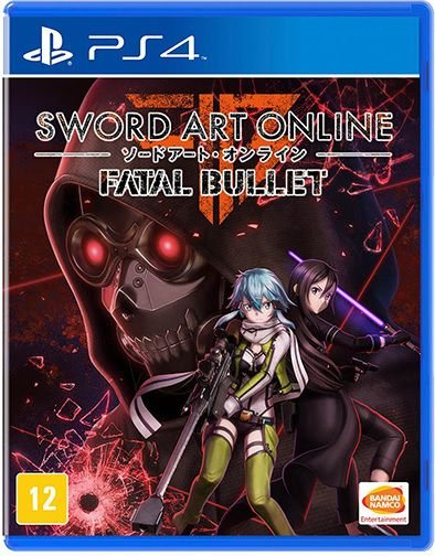 Game Ps4 Soa Fatal Bullet