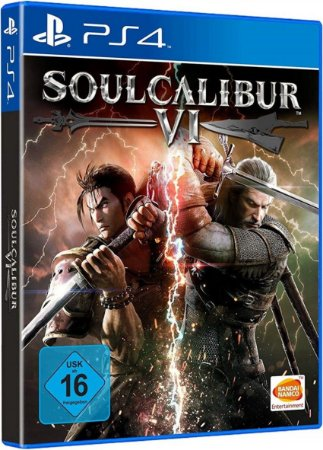 Game Ps4 Soulcalibur VI