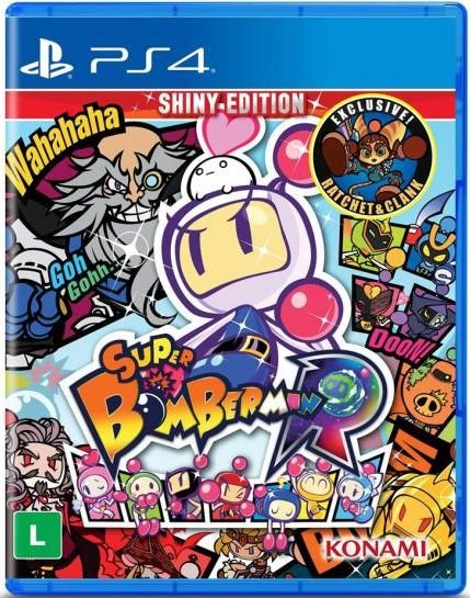Game Ps4 Super Bomberman R