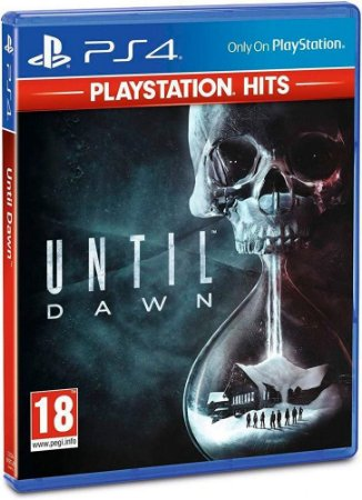 Game Ps4 Until Dawn Hits