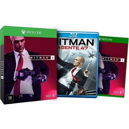 Game Xbox One Hitman 2 + Filme