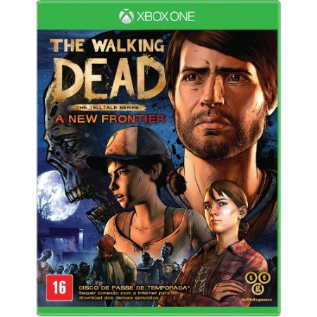 Game Xbox The Walking Dead:One New Frontier