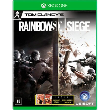 Game Xbox One Raibow Six Siege