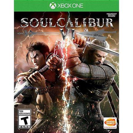 Game Xbox One Soulcalibor VI