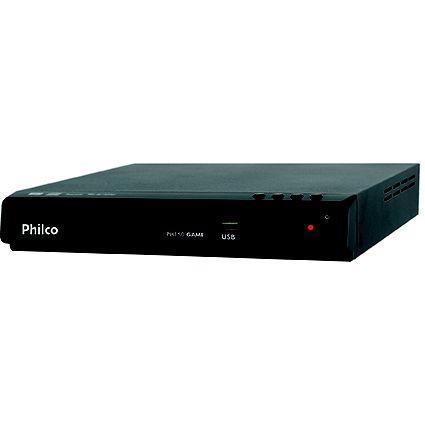 DVD Philco Game PH150 Preto