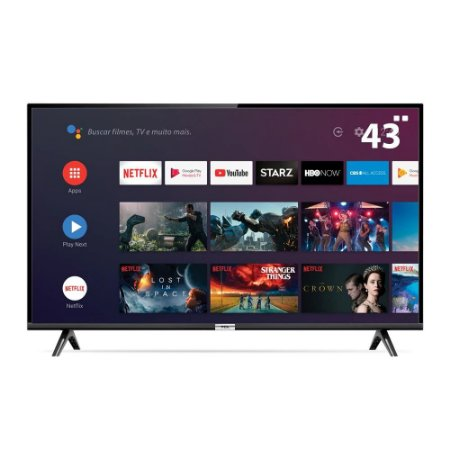 "Smart TV 43"" TCL 43S6500FS"