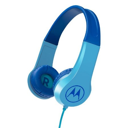 Headphone Motorola Squad 200 Azul