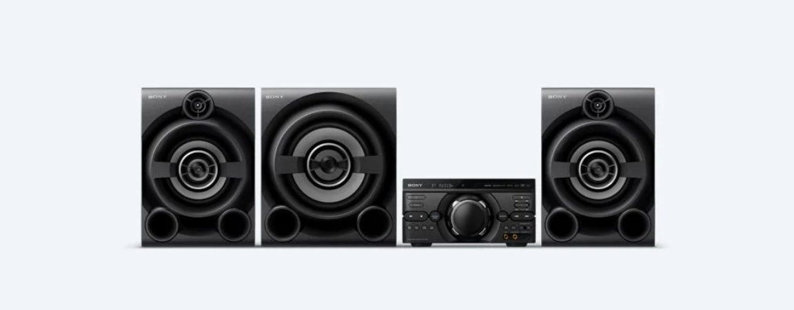 Mini System Sony 2150W MHCM80D