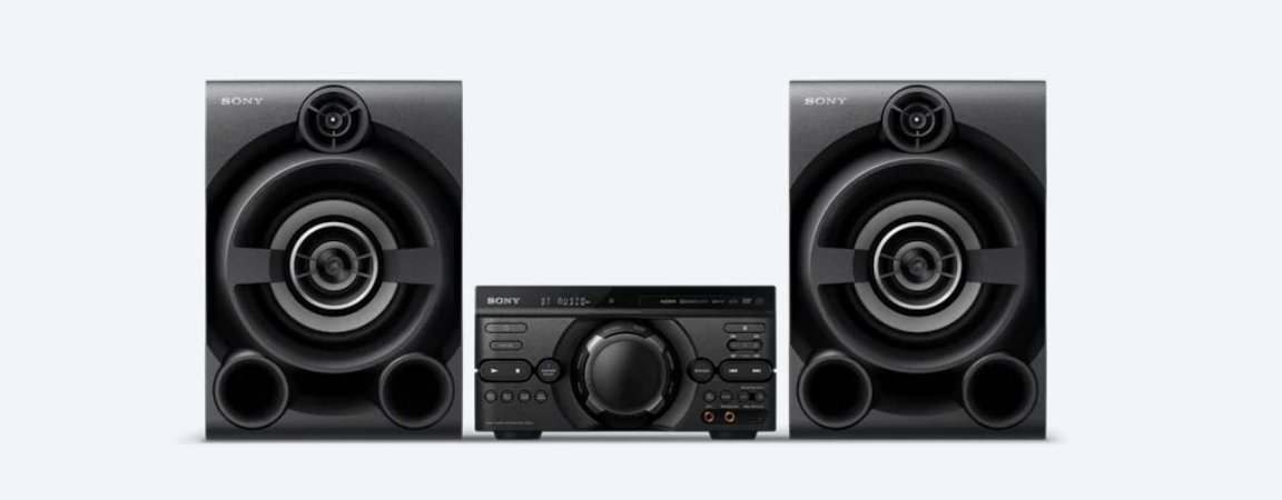 Mini System Sony 1600W MHCM60D