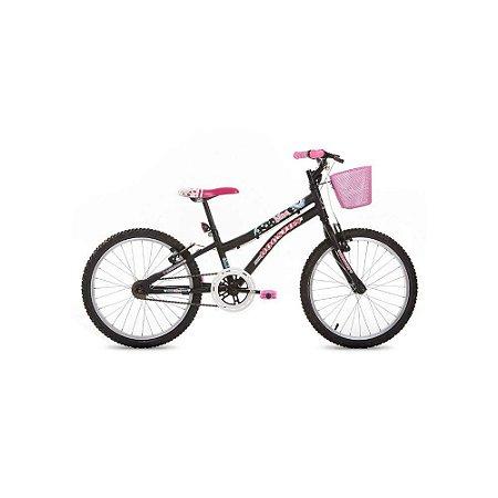 Bicicleta Aro 20 Nina NN202Q - Houston