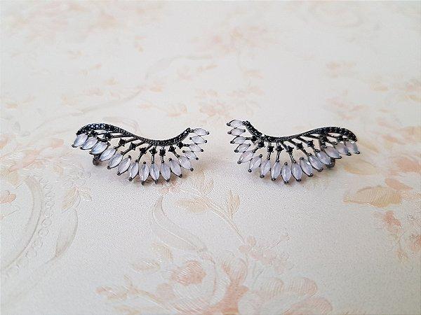 Brinco Ear Cuff Angel Wings 80083001590