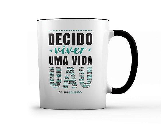 Caneca Viver UAU