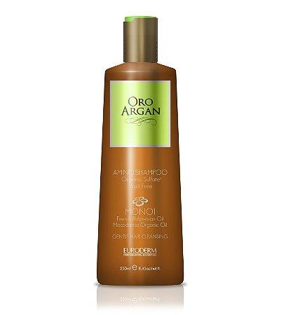 Shampoo Monoi OroArgan Euroderm 250ml