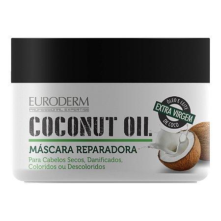 Máscara Coconut Euroderm 300g