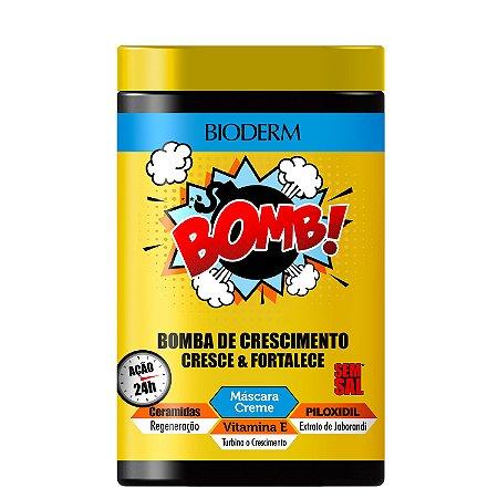 Máscara BOMB! Crescimento Euroderm 1k