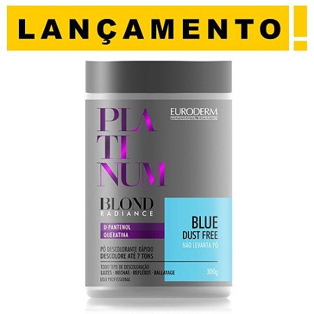 Pó Descolorante Platinum Blond Euroderm 300g