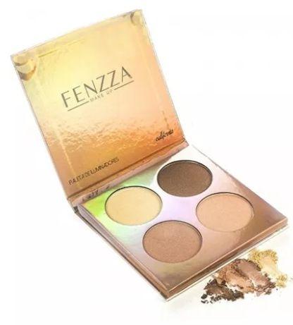 Paleta de Iluminadores - Fenzza Makeup