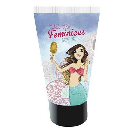 Base Matte Oil Free - Pausa para Feminices