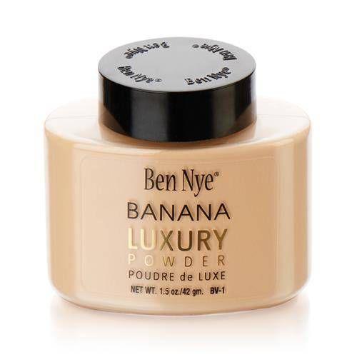 Pó Banana Luxury Powder - Ben Nye