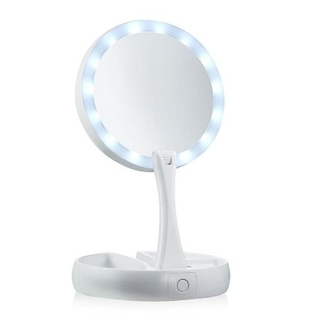 Espelho Redondo com Iluminação Led