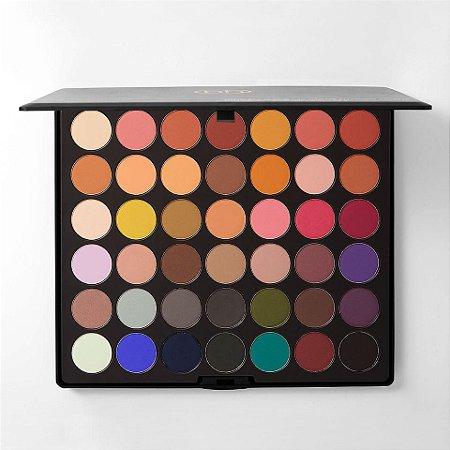 Ultimate Matte 42 Color Shadow Palette - bh Cosmestics