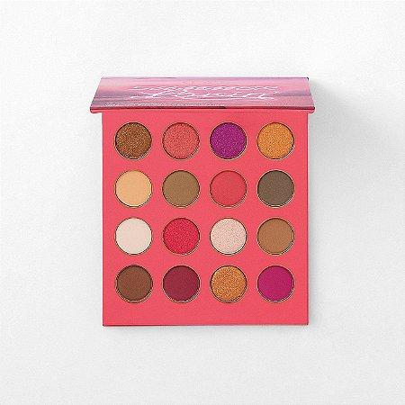 Summer Lovin 16 Color Shadow Palette - bh Cosmetics