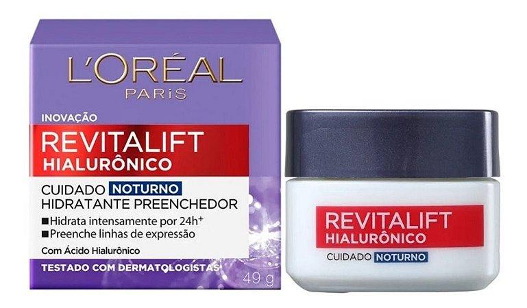Creme Anti-idade L'Oréal Paris Revitalift Hialurônico