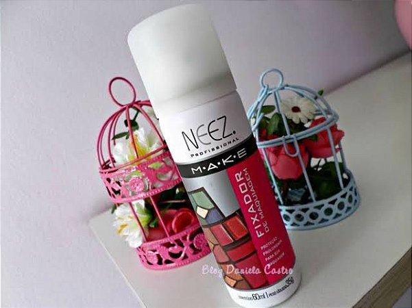 Fixador De Maquiagem Neez - 300ml