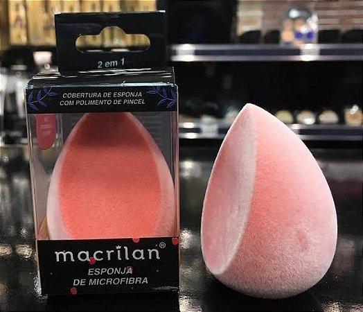 Esponja De Microfibra Para Maquiagem Macrilan