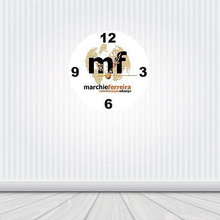 Relógio Personalizado em MDF